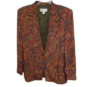 Liz Claiborne Collection Classic Blazer Vintage